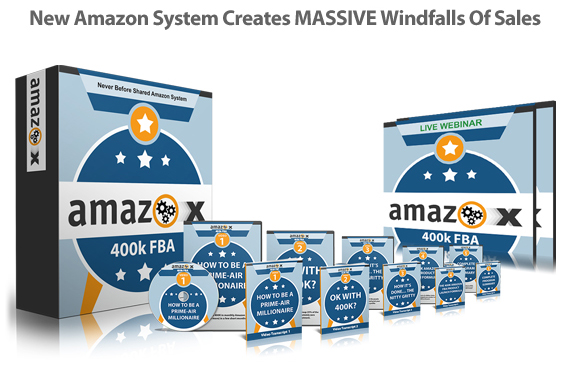 Download FREE AmazoX Step By Step Training