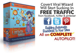 Download FREE Covert Viral Wizard Theme NULLED!!