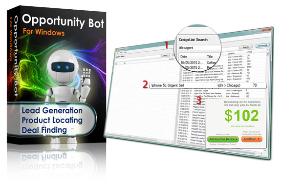 Download FREE Opportunity Bot CRACKED Working!!