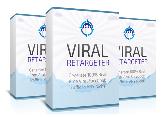 Download FREE Viral Retargeter By Jamie Barclay