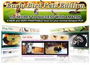 Early Bird Authority Pet Edition FREE DOWNLOAD