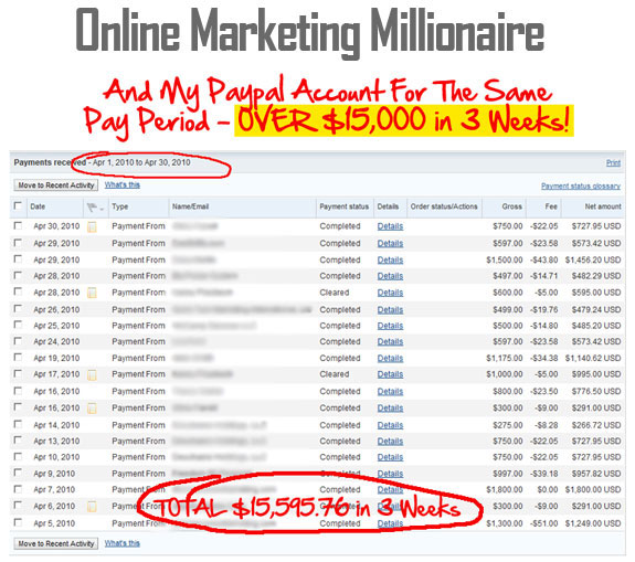 FREE DOWNLOAD Online Marketing Millionaire