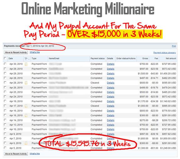 FREE DOWNLOAD Online Marketing Millionaire
