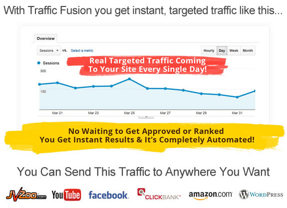 FREE DOWNLOAD Traffic Fusion By Precious Ngwu