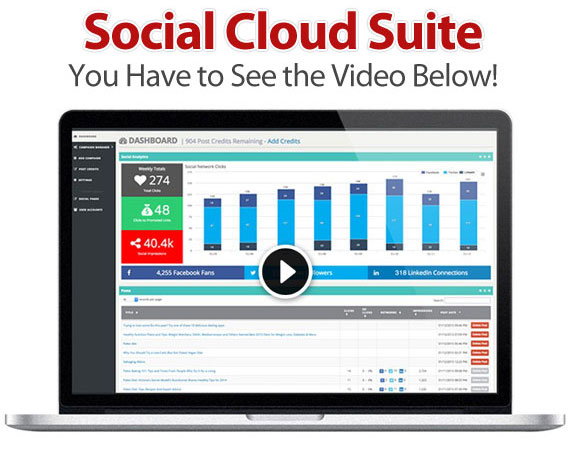 Social Cloud Suite FREE-ACCESS