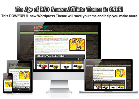 Ultimate Azon Theme FREE DOWNLOAD