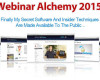 Webinar Alchemy 2015 FREE DOWNLOAD