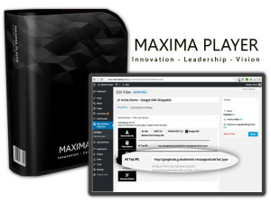 Download FREE Maxima Ads Player Plugin NULLED!