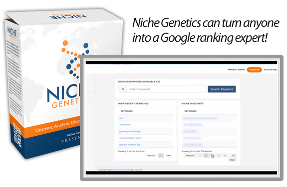 Download FREE Niche Genetics Expert v2 NULLED!
