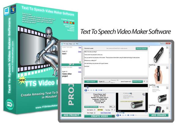 Download FREE TTS Video Maker Software CRACKED!