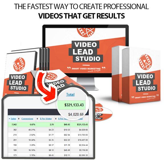 Download Now FREE Video Lead Studio Pro CRACK!