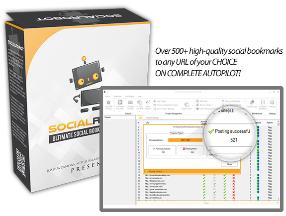 Download Social Robot Pro CRACKED 100% Working!