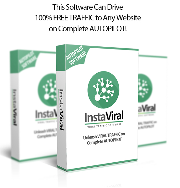 InstaViral Software You Can Instant Access Forever!