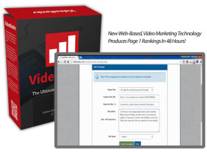 Now You Can Instant Access VideoRankr Pro CRACKED!