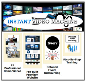 You Can Download FREE Instant Video Machine FULL Access