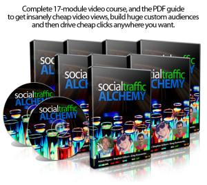Download FREE Social Traffic Alchemy By Stephen Gilbert