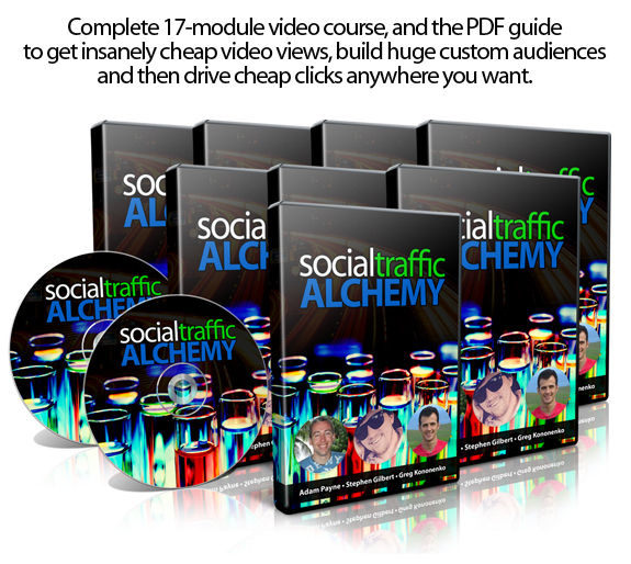 Download FREE Social Traffic Alchemy By Stephen Gilbert