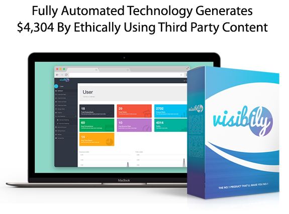 Download FREE Visibily Software ELITE License!