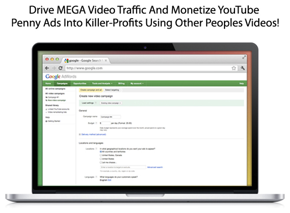 Youtube Advantage Instant Access Forever!
