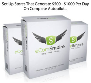 eCom Empire LIFETIME Instant Access and Download