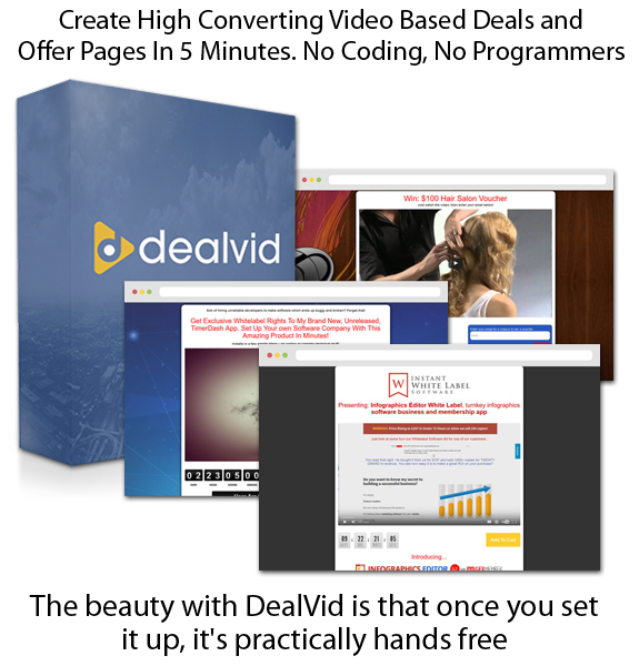 Download DealVid WP Plugin NULLED 100% Working!!