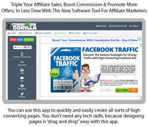 Download FREE Commission Gorilla 100% WORKING!!