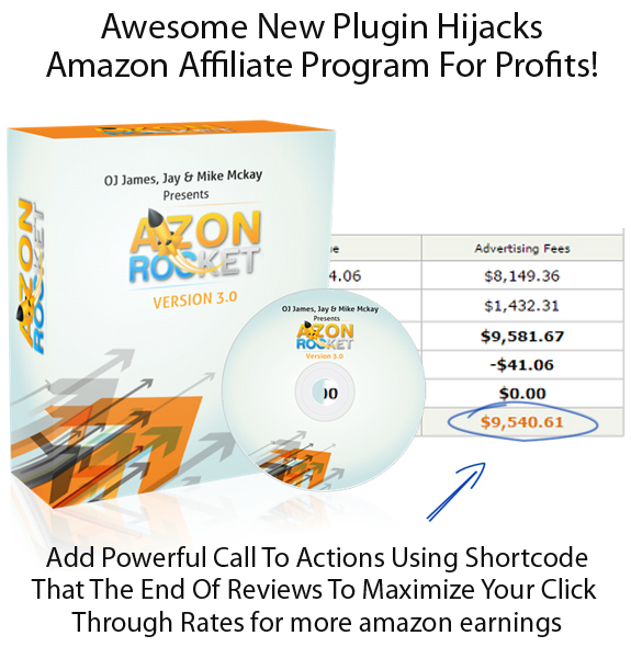 Instant DOWNLOAD Azon Rocket 3.0 WP Plugin 100% WORKING!!