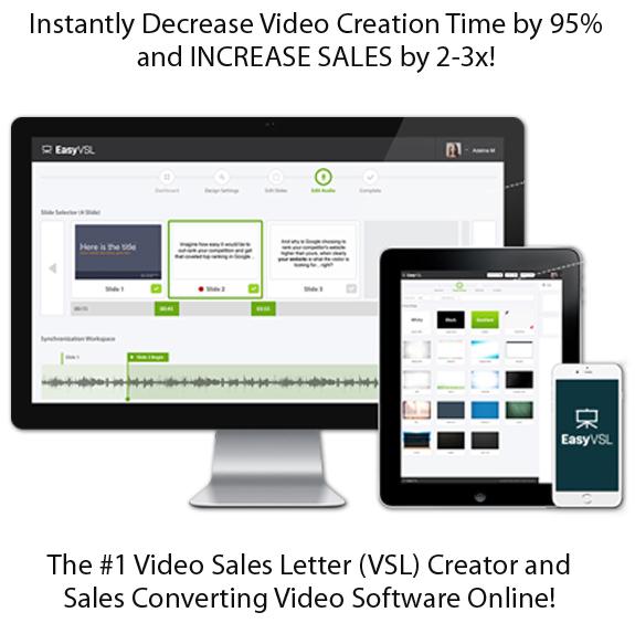 Instant DOWNLOAD Easy VSL 2.0 Software 100% Working!!