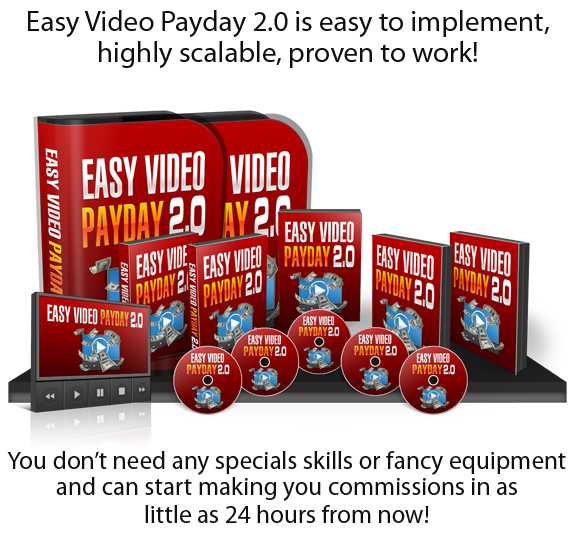 Instant DOWNLOAD Easy Video Payday 2.0 FULL Training