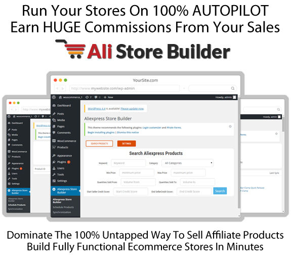 Download Ali Store Builder Software 100% WORKING!!