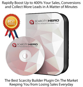 Download Scarcity Hero NULLED 100% Working UNLIMITED