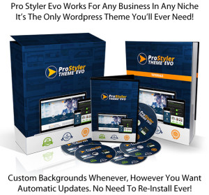 INSTANT Download Pro Styler Theme EVO NULLED 100% Working!
