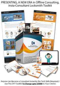 Insta Consultant Locksmith ToolKit FULL Access By Dr. Amit Pareek