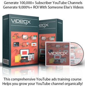 Video Xtreme INSTANT Access FULL Training COMPLETE!