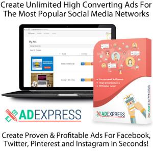 AdExpress Software LIFETIME ACCESS 100% Working!!