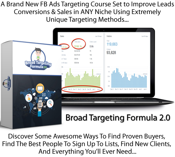 Broad Targeting Formula 2.0 FULL ACCESS All Training Video