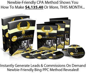 CPA Lead Machine Pro READY TO DOWNLOAD All Module