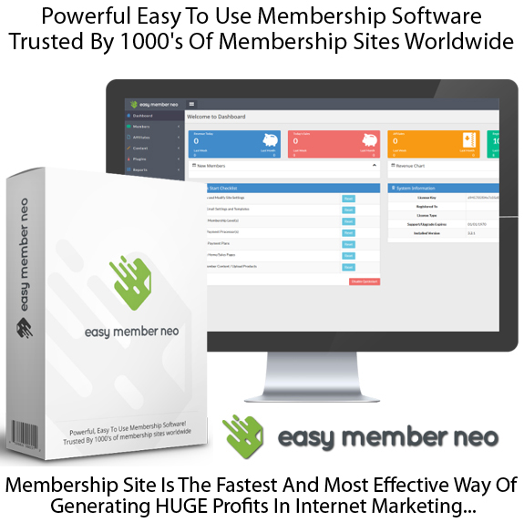 Easy Member NEO Software 100% Working DIRECT DOWNLOAD