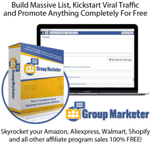 Group Marketer Software INSTANT DOWNLOAD LIFETIME