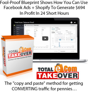 Total eCom Takeover 100% FREE Download ALL Module