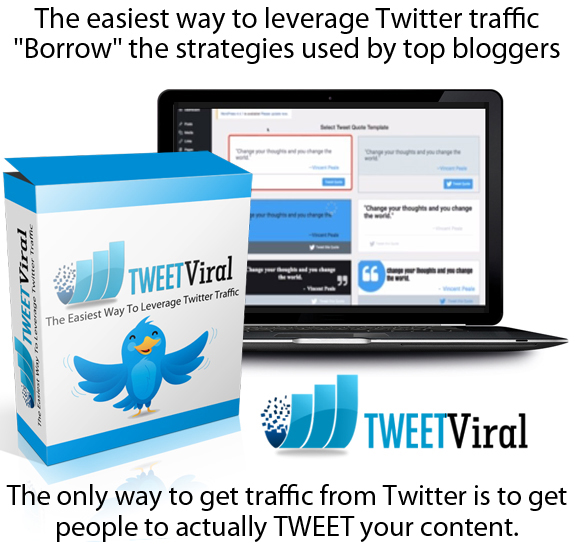 Tweet Viral Plugin 100% Working INSTANT DOWNLOAD!
