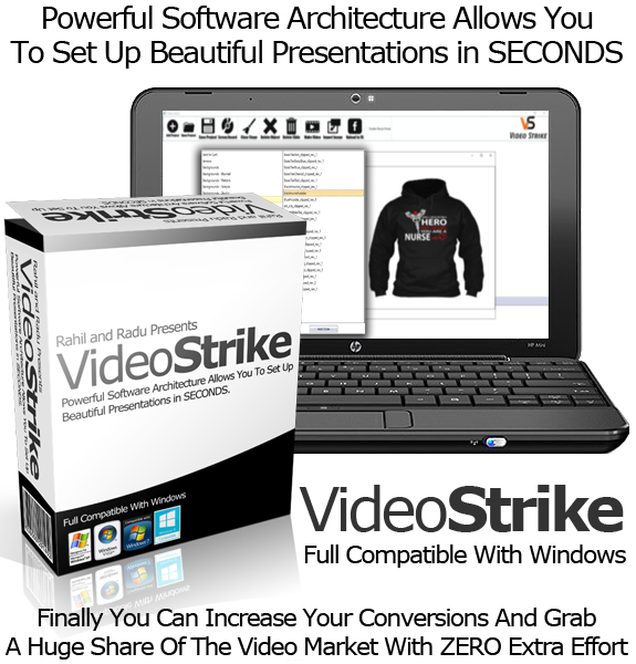 Video Strike PRO Software CRACKED 100% Working!!