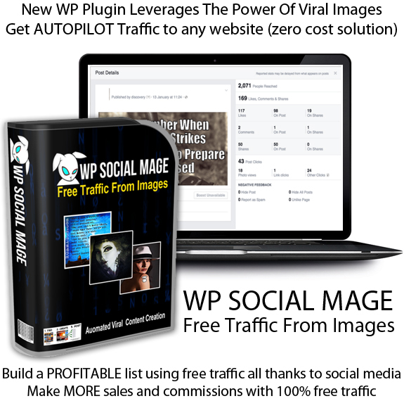 WP Social Mage Software CRACKED 100% Working