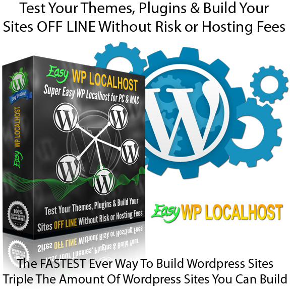 Easy WP Localhost Software LIFETIME ACCES Unlimited License