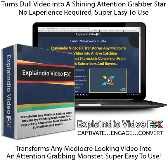 Explaindio Video FX PRO Lifetime FULL Download 100% Working!!