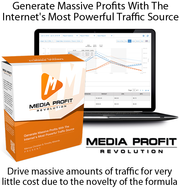 Media Profit Revolution FULL ACCESS All Module By Marcus C