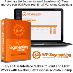 WP Segmenting Machine Plugin READY TO DOWNLOAD 100% Working!!