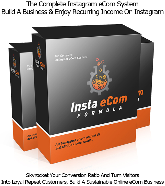 Download Insta eCom Formula Skyrocket Your Sales With Instagram