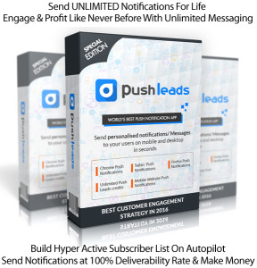 Push Leads Software Monetize Your Content Faster Than Ever