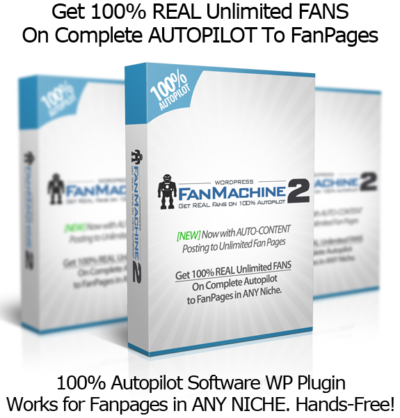 WP Fan Machine 2.0 WP Plugin INSTANT DOWNLOAD By Ankur Shukla